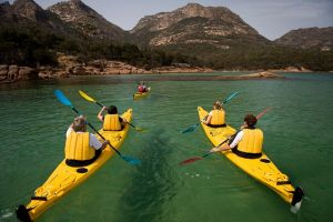 The Freycinet Paddle - Accommodation BNB