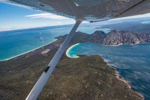 Freycinet Peninsula Or Wineglass Bay Scenic Flight - Accommodation BNB