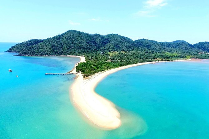Dunk Island Round-Trip Water Taxi Transfer from Mission Beach - Accommodation BNB