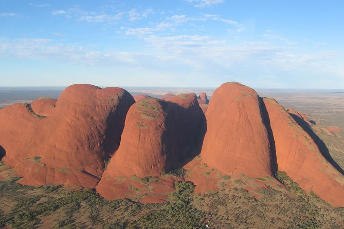 Kata Tjuta and Uluru Grand View Helicopter Flight - Accommodation BNB
