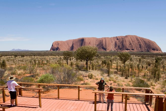 Uluru Small Group Tour including Sunset - Accommodation BNB