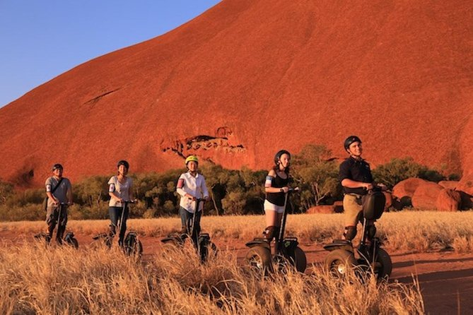 Quarter Uluru Segway  Sunset - Accommodation BNB