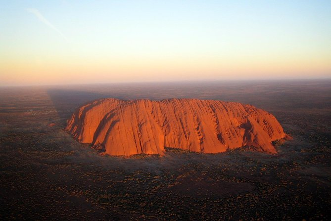 Fixed-Wing Scenic Flight from Uluru Ayers Rock - Accommodation BNB