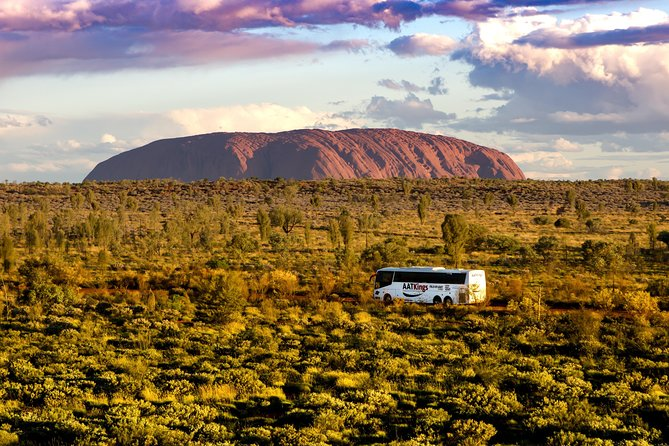 Coach Transfer from Kings Canyon Resort to Ayers Rock Resort - Accommodation BNB