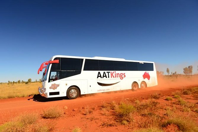 Coach Transfer from Kings Canyon to Alice Springs - Accommodation BNB