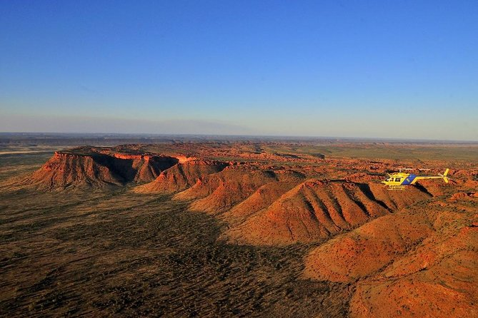 Kings Canyon Helicopter Tour - Accommodation BNB