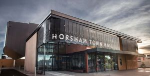 Horsham Town Hall  Regional Art Gallery - Accommodation BNB