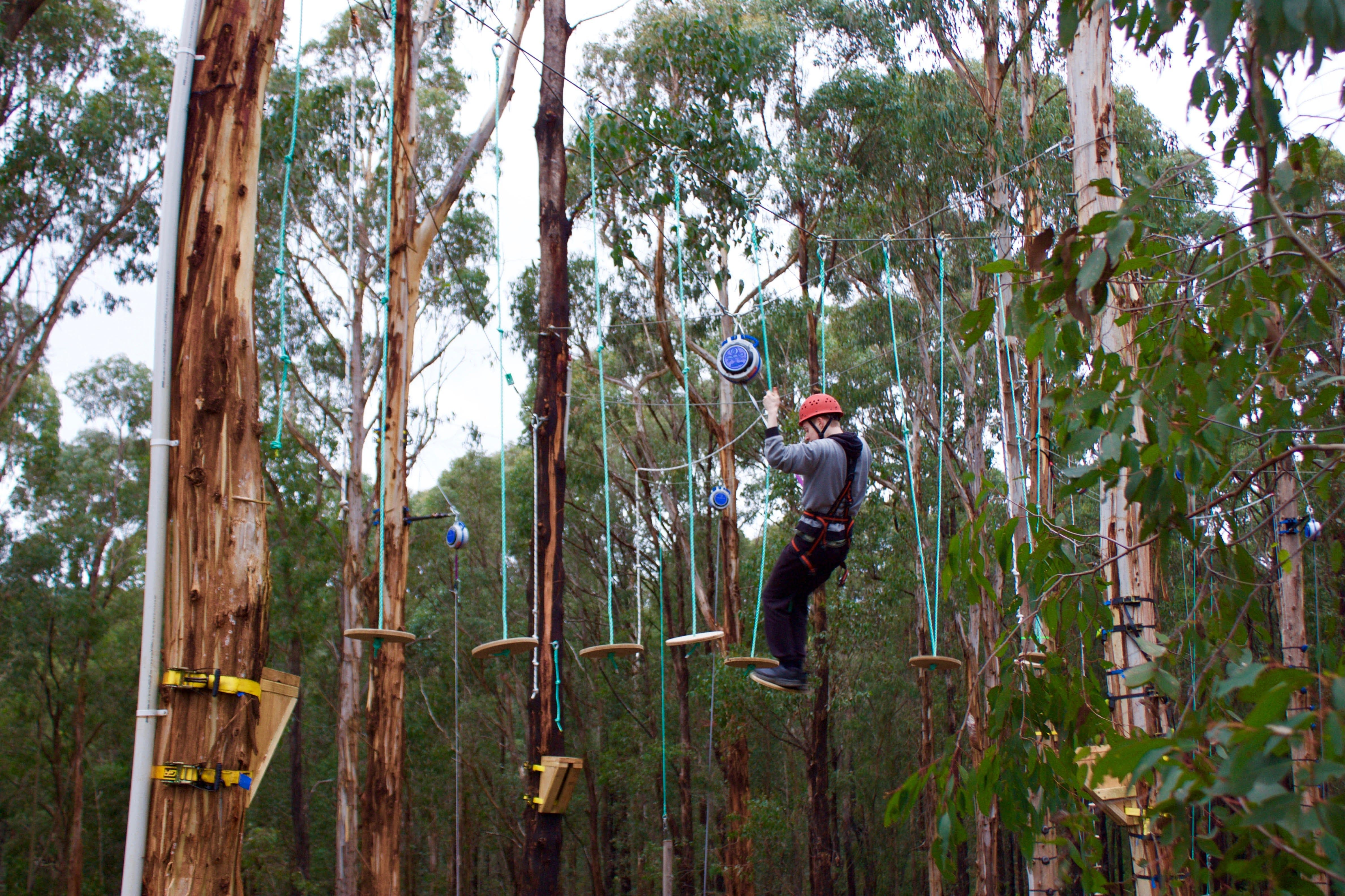 Kinglake Forest Adventures - Accommodation BNB