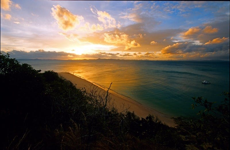 North Keppel Island Hilltop Trail - Accommodation BNB