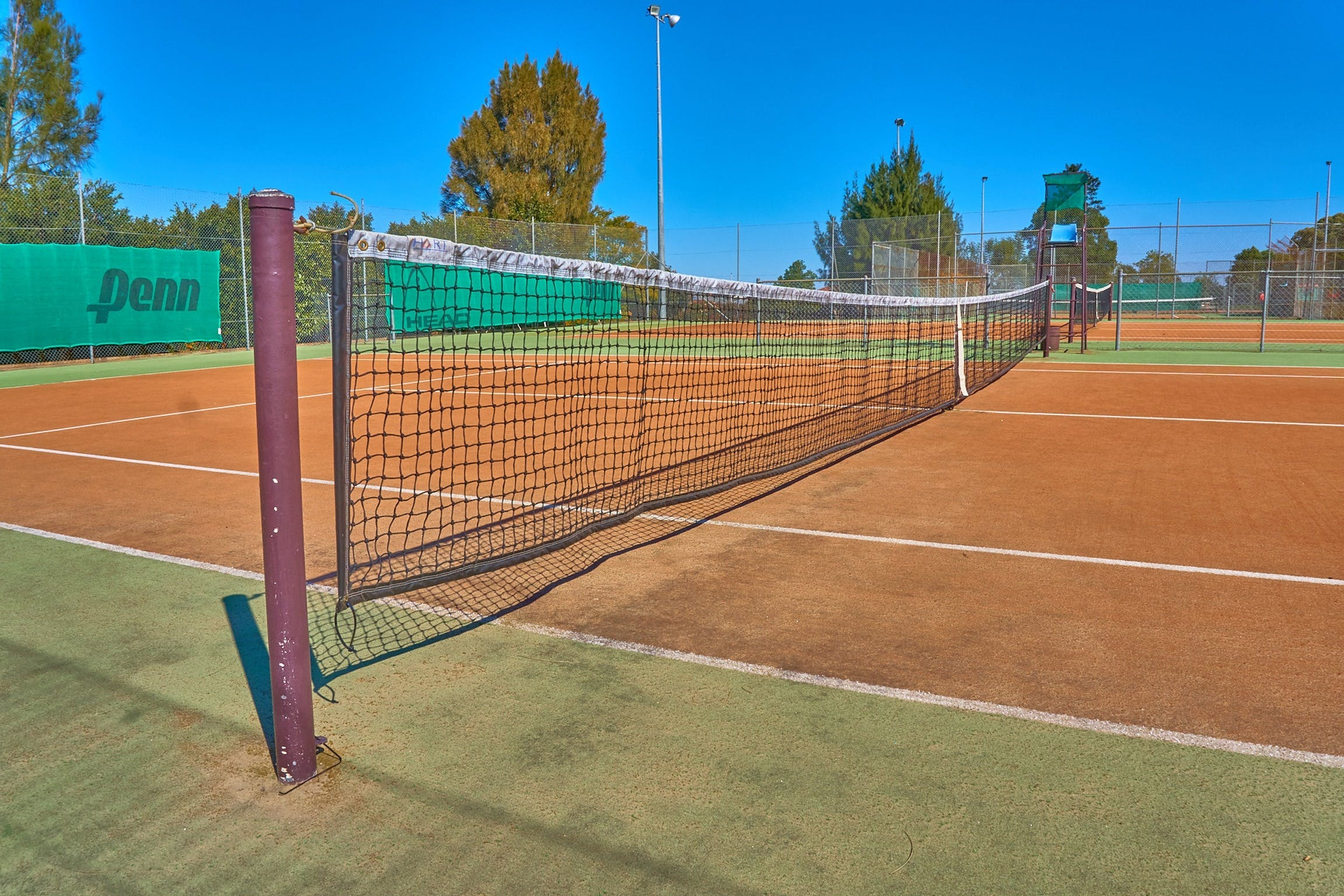 Raworth Tennis Centre - Accommodation BNB
