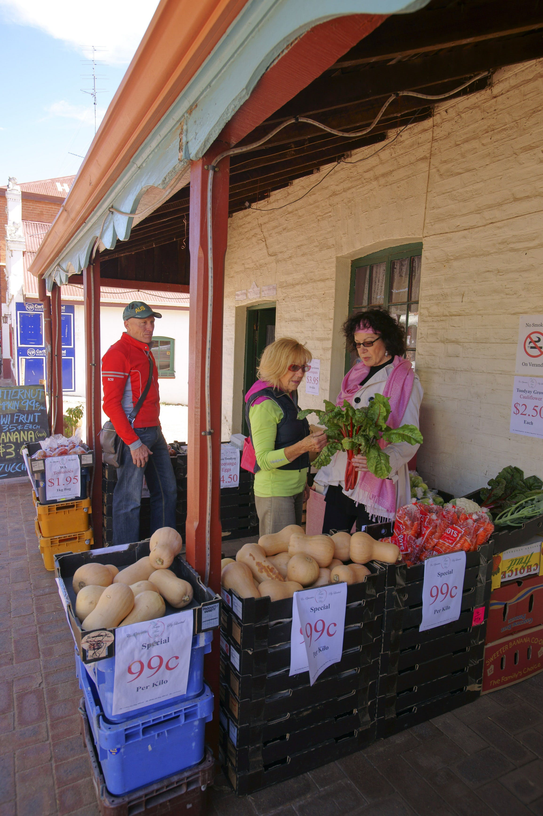 Toodyay Food and Picnic Trail - Accommodation BNB