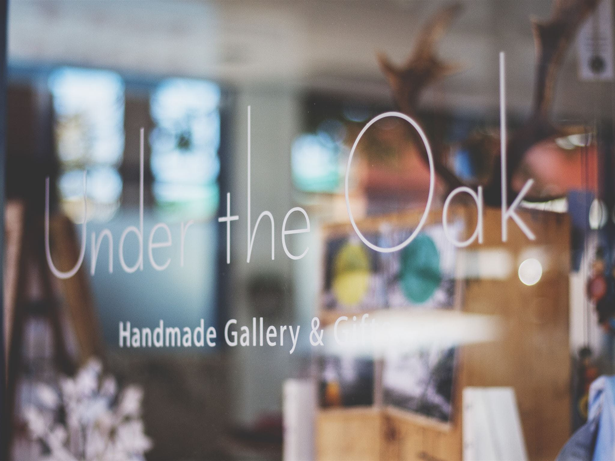 Under The Oak Handmade Gallery and Gifts - Accommodation BNB