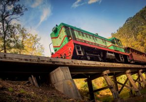 Walhalla Goldfields Railway - Accommodation BNB