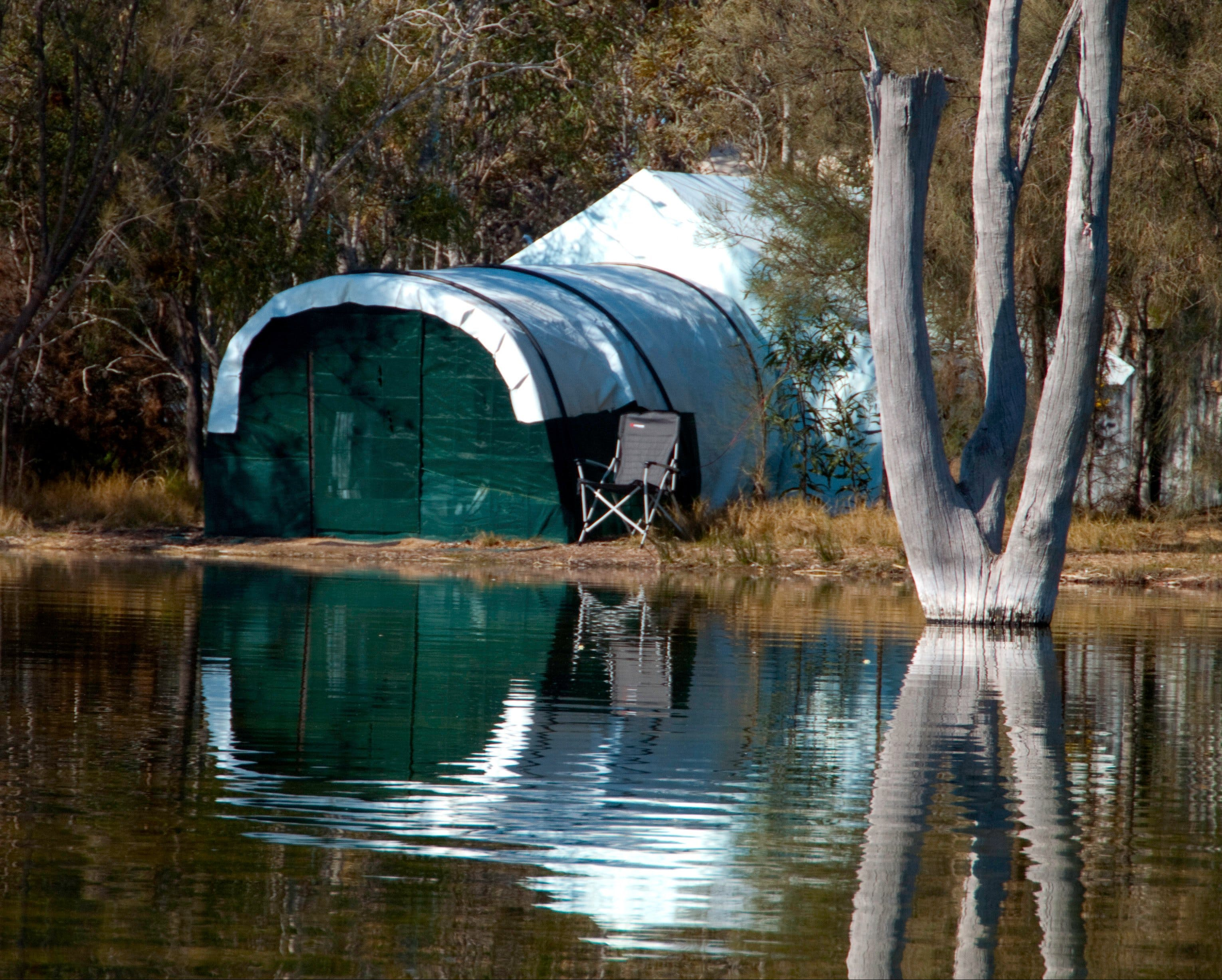 Boshack Outback - Accommodation BNB