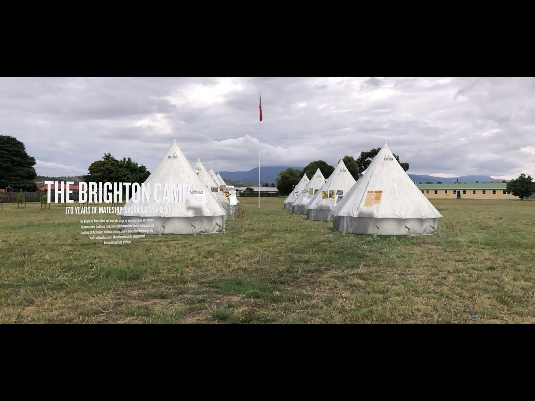 Brighton Army Camp - Accommodation BNB