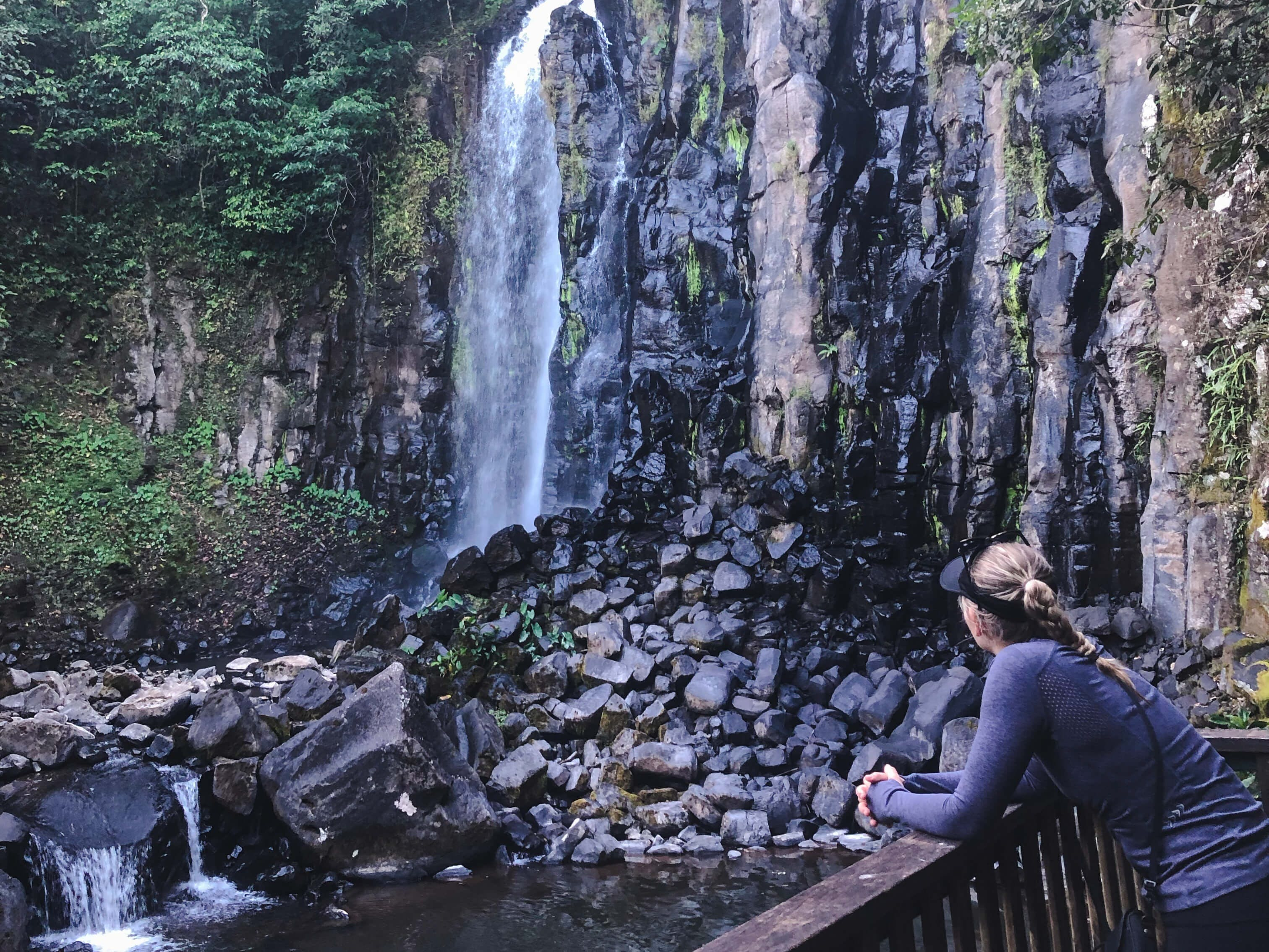 Mungalli Falls - Accommodation BNB