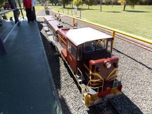 Penwood Miniature Railway - Accommodation BNB
