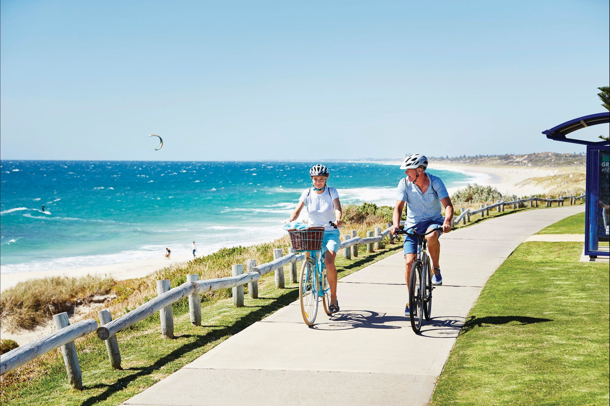 Ride the Sunset Coast - Marmion to Burns Beach - Accommodation BNB