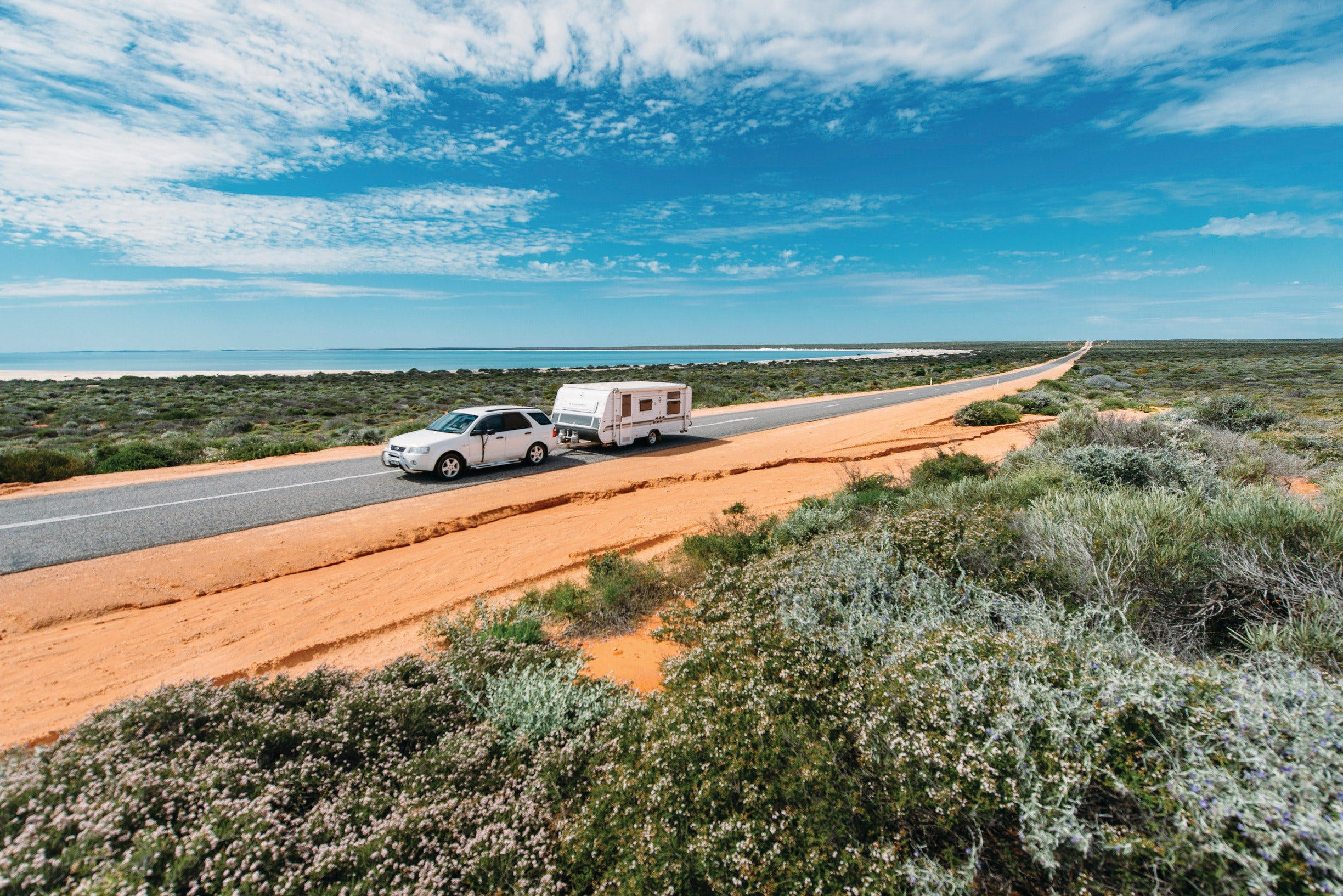 Shark Bay World Heritage Drive - Accommodation BNB