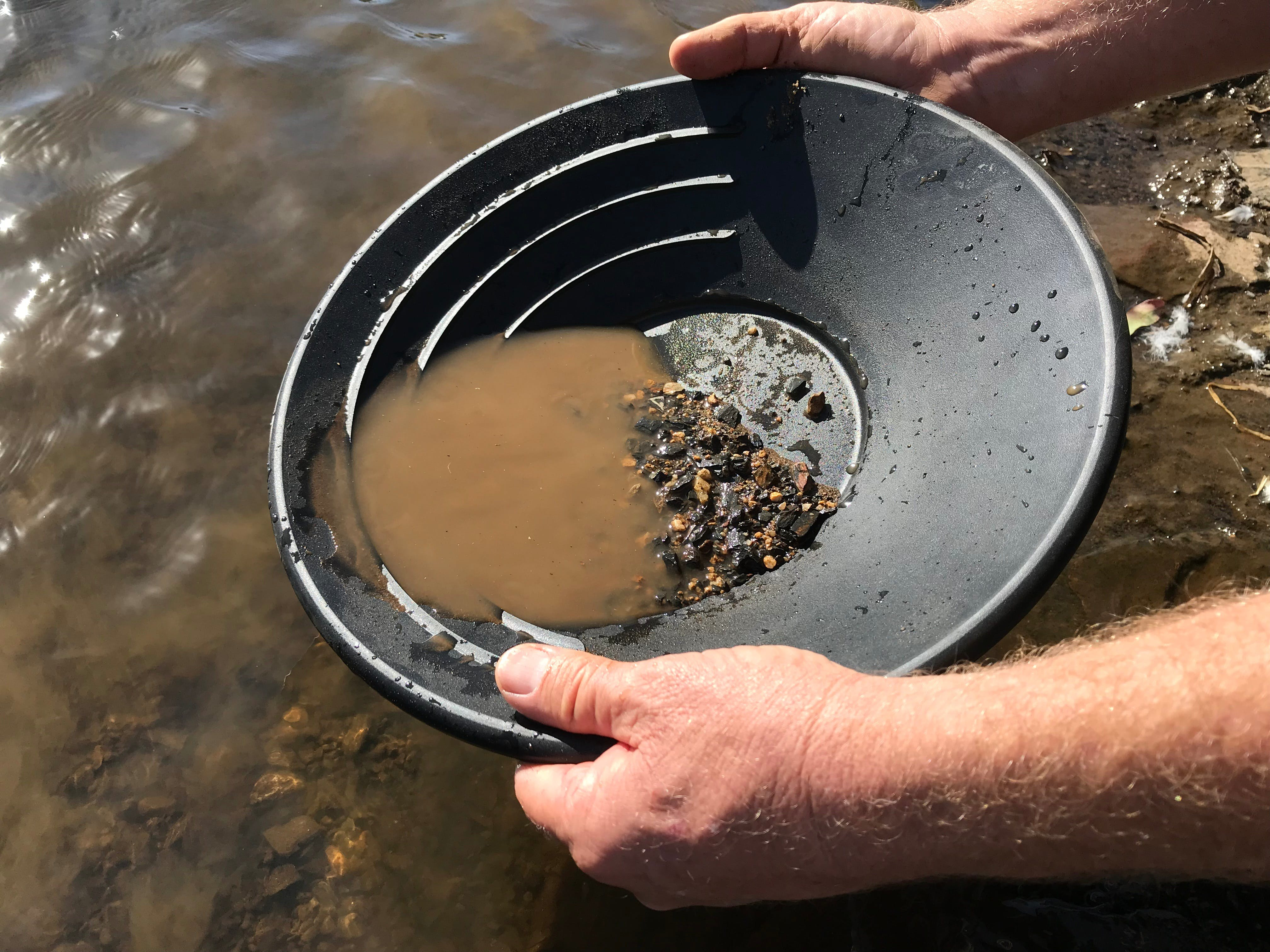Tuena Panning for Gold - Accommodation BNB