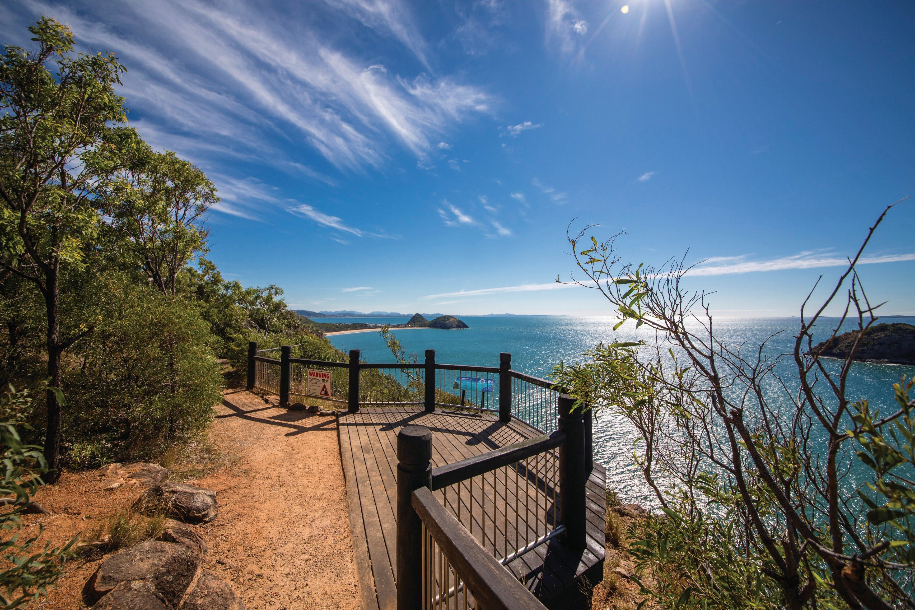 Bluff Point circuit Capricorn Coast National Park - Accommodation BNB