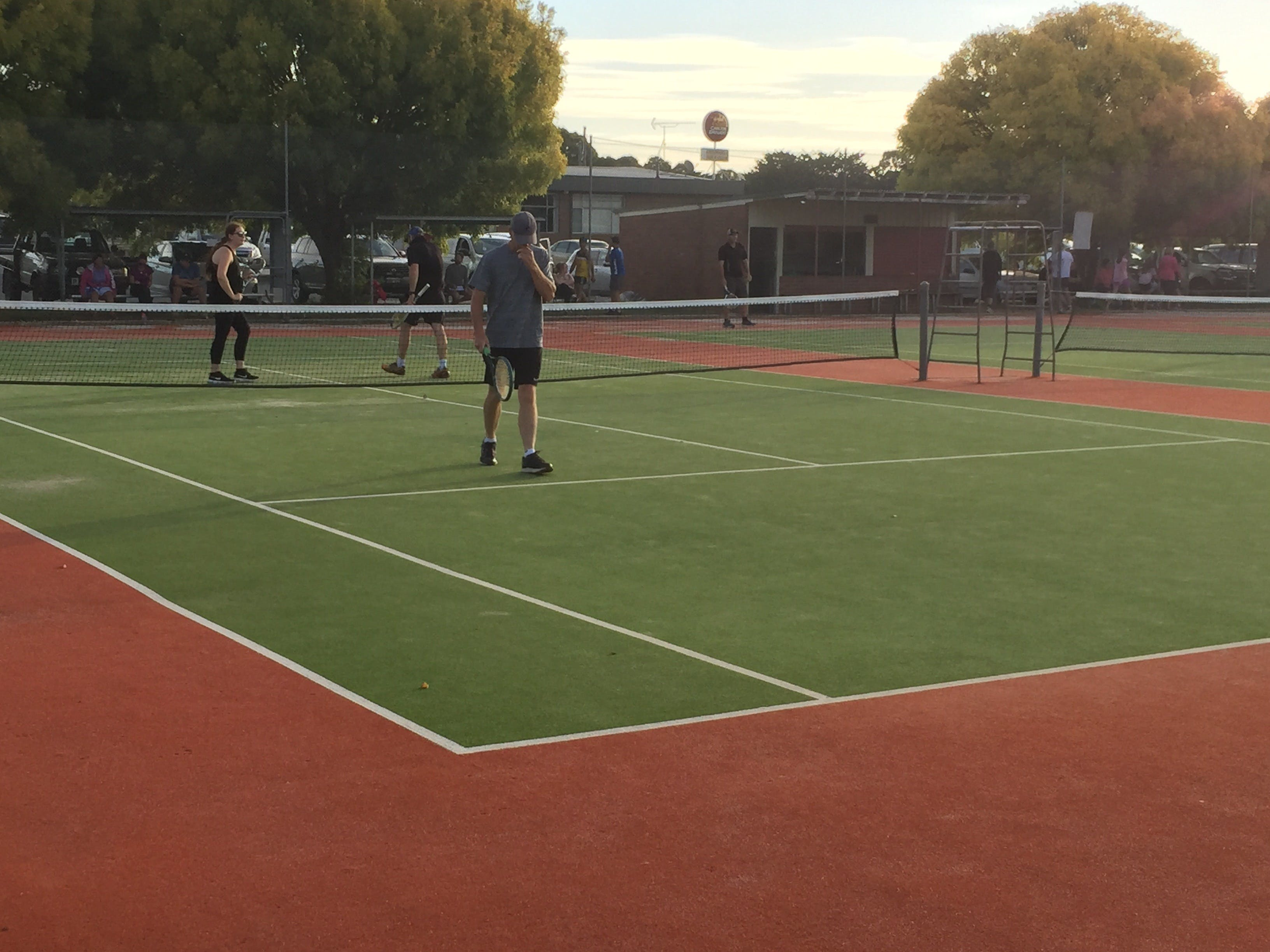 Crookwell Tennis Courts - Accommodation BNB