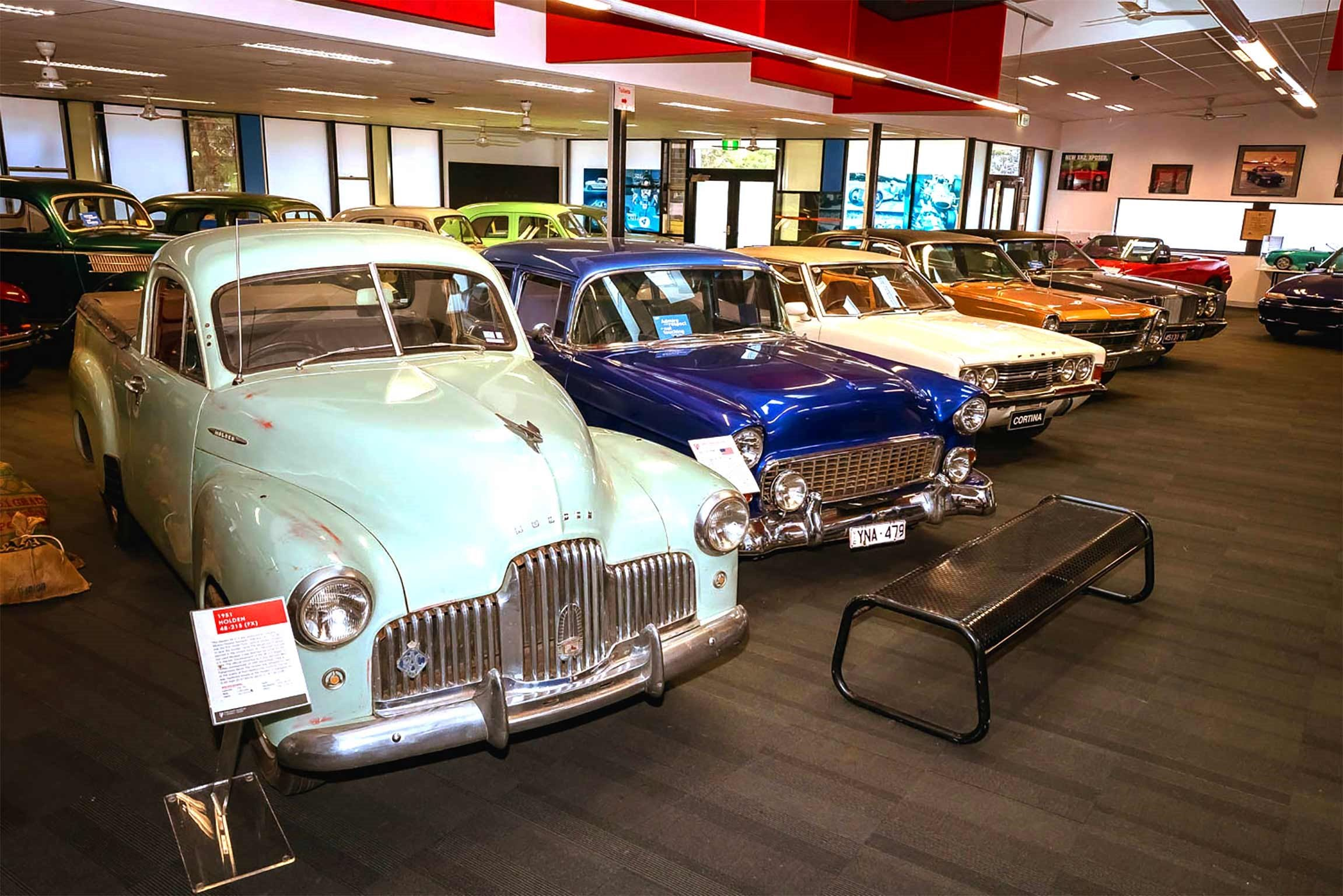 Geelong Museum of Motoring  Industry - Accommodation BNB