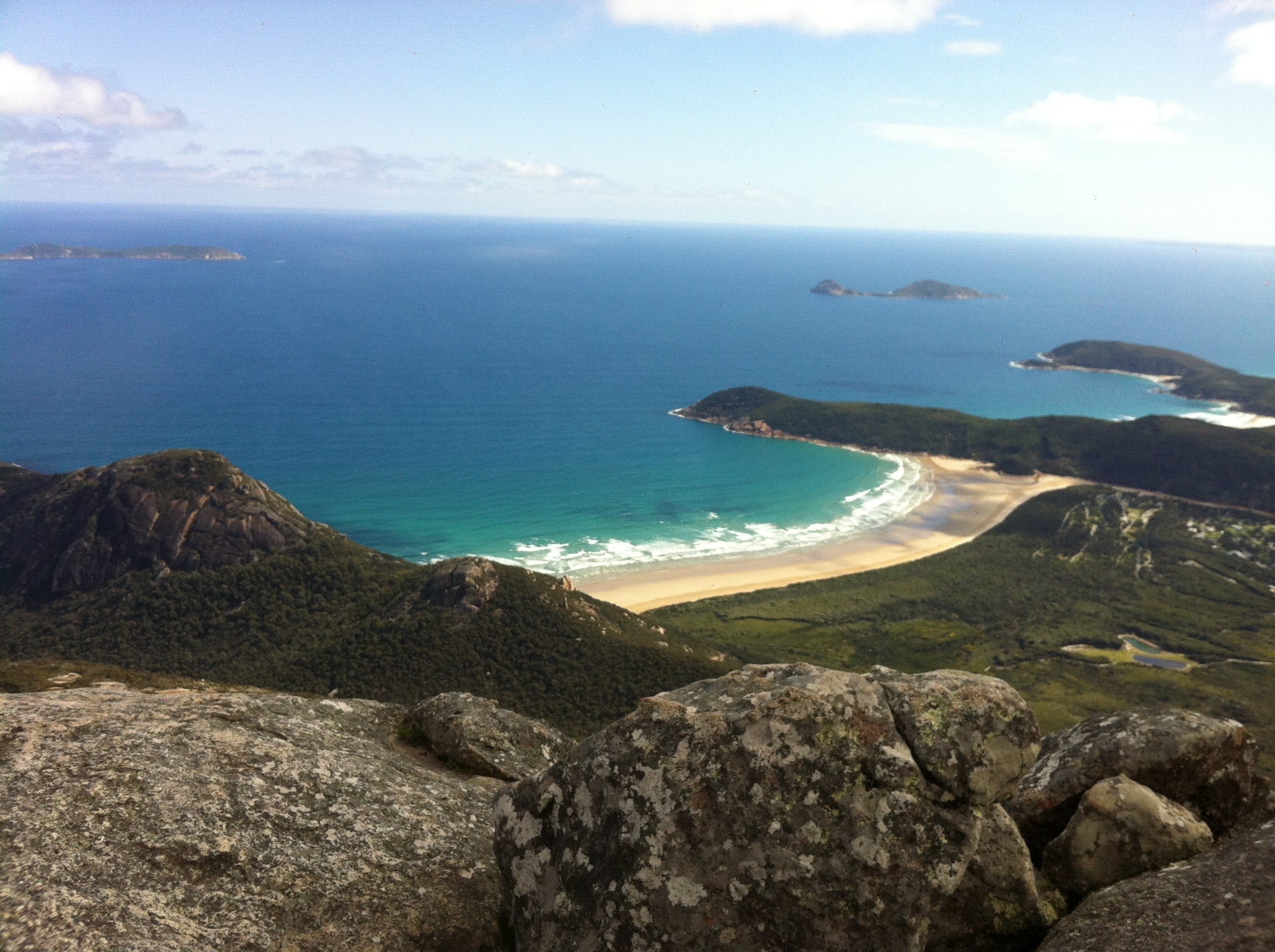 Mt Oberon Summit Walk - Accommodation BNB