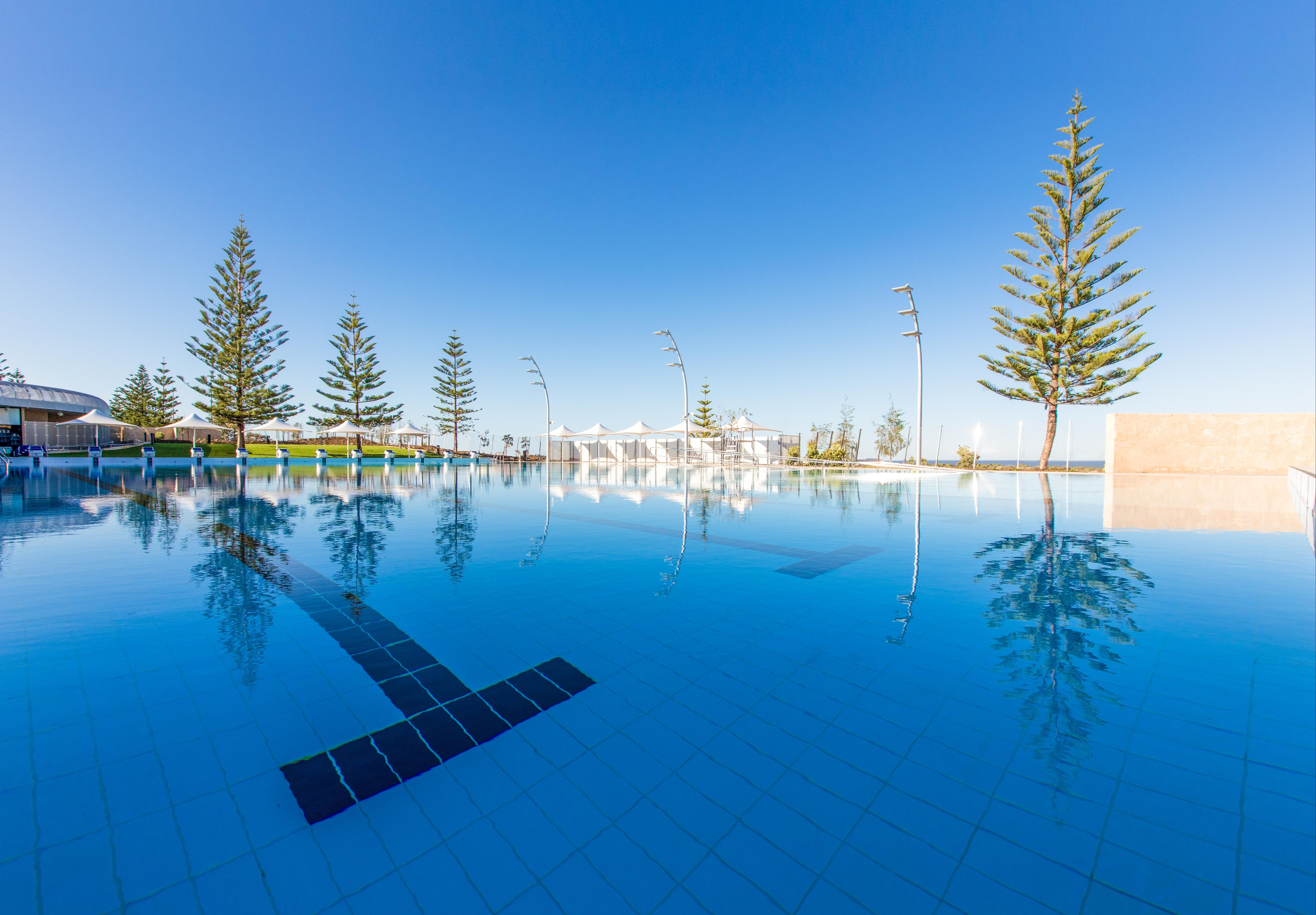 Scarborough Beach Pool - Accommodation BNB