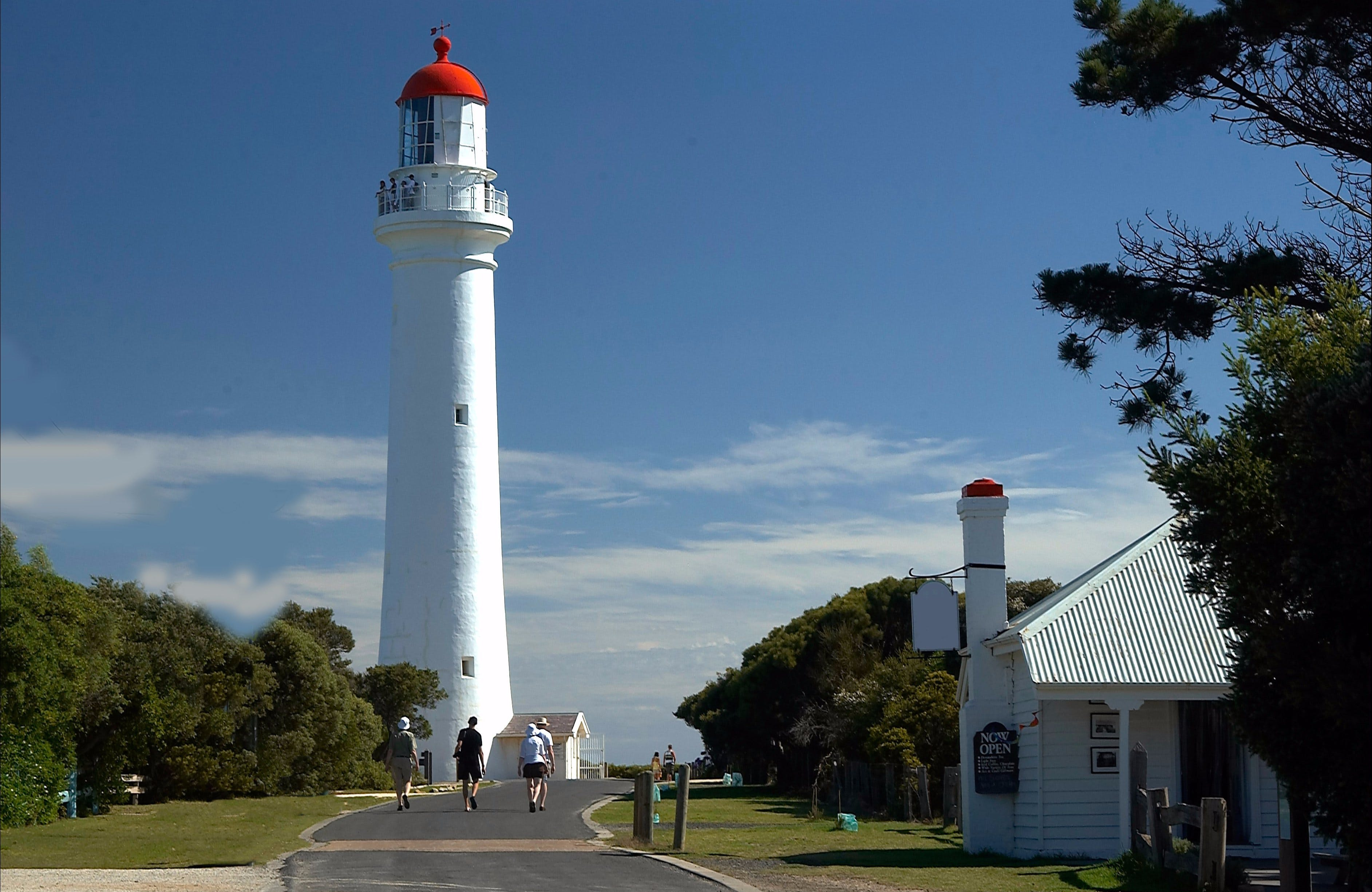 Split Point Lighthouse Tours Aireys Inlet - Accommodation BNB