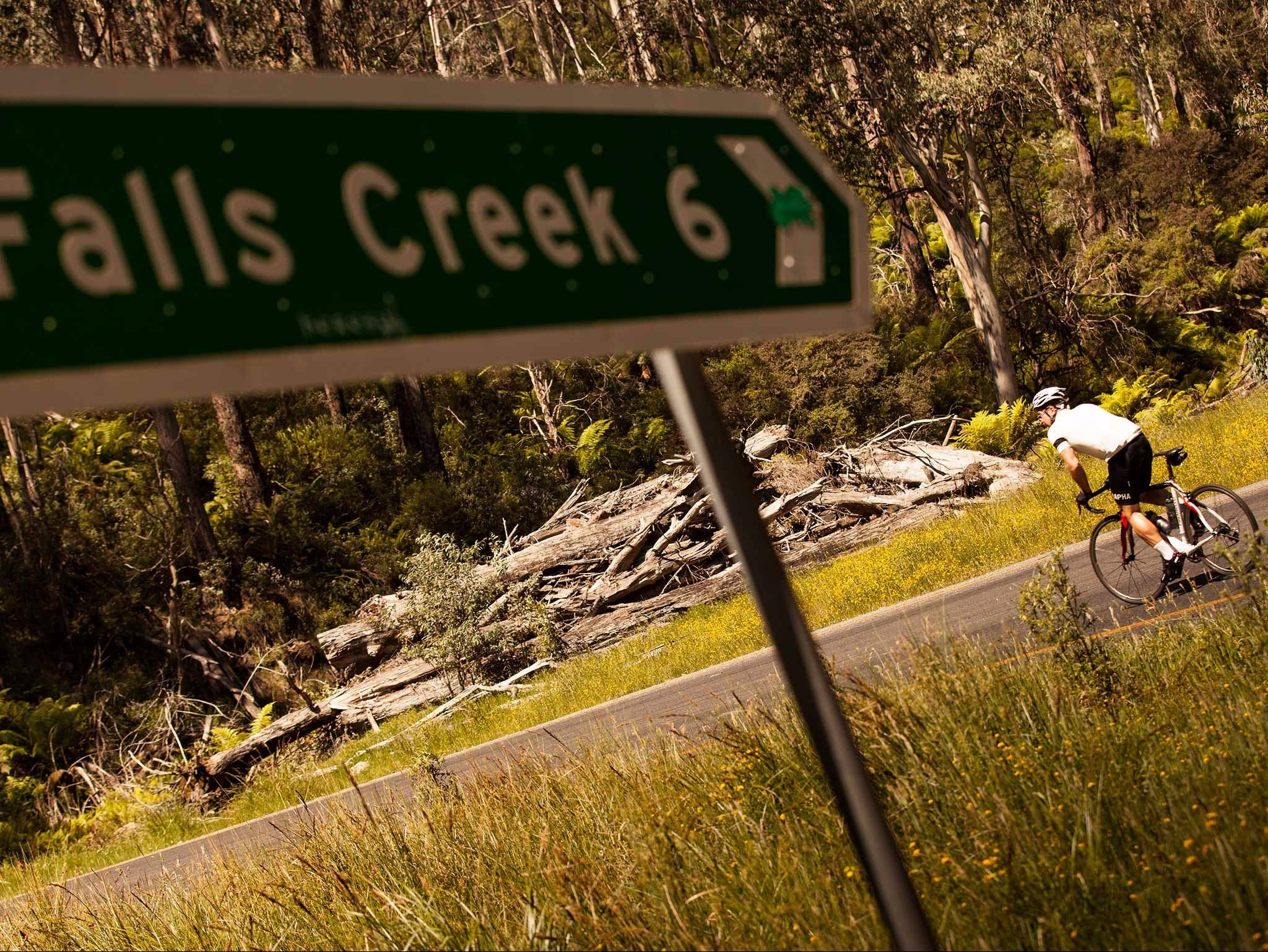 7 Peaks Ride - Falls Creek - Accommodation BNB