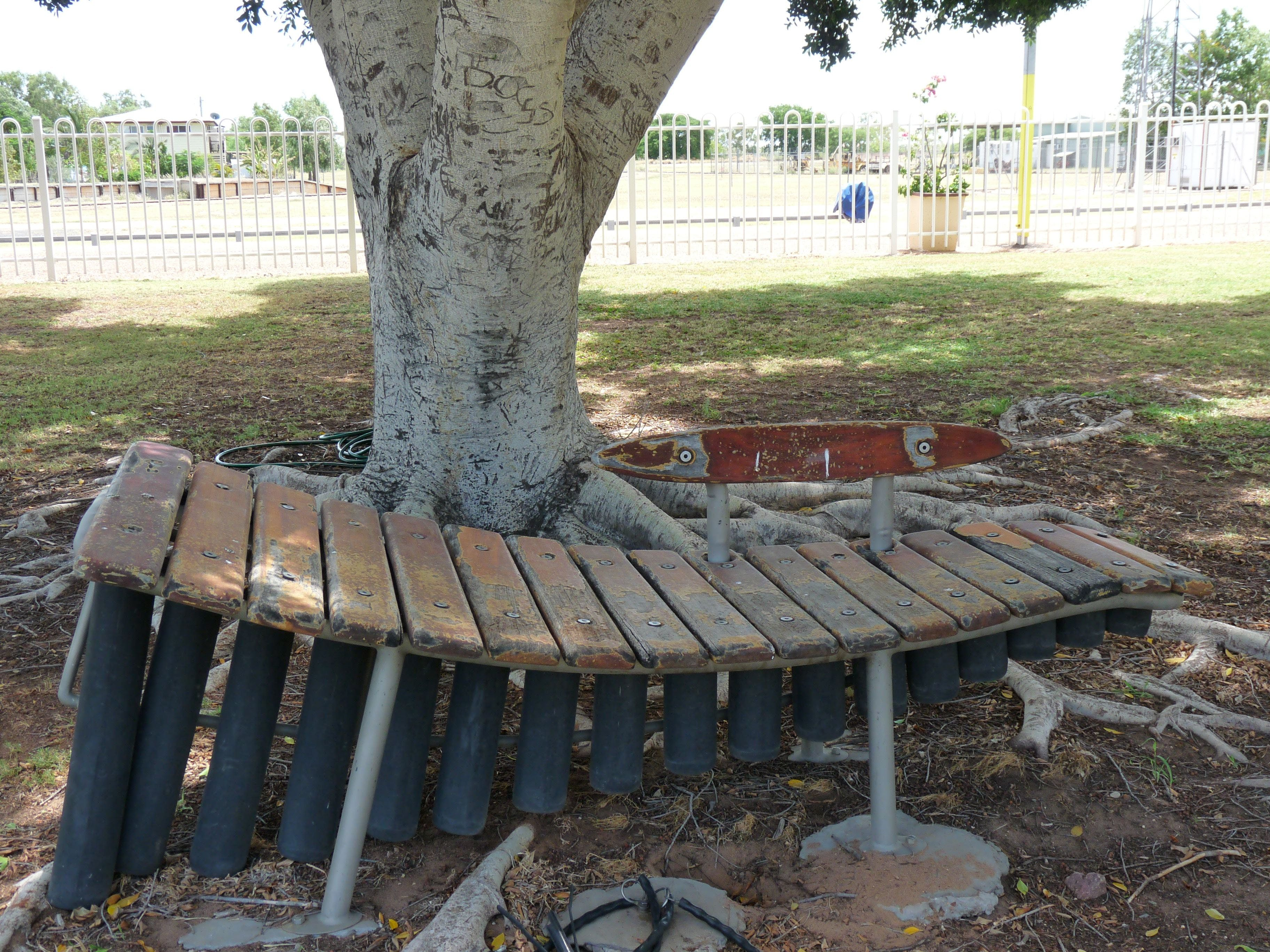 Barcaldine Musical Instruments - Accommodation BNB