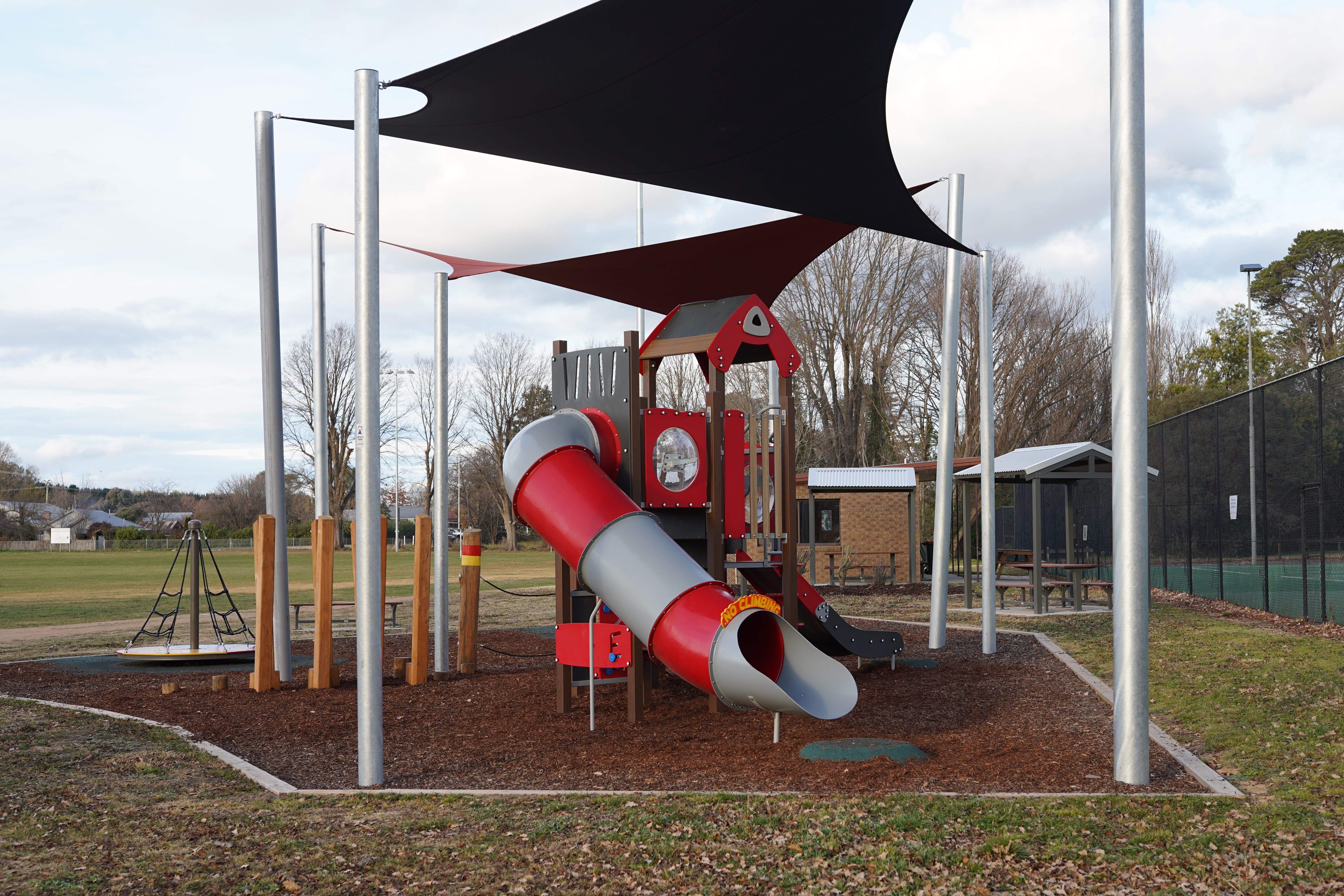 Braidwood Recreation Grounds and Playground - Accommodation BNB