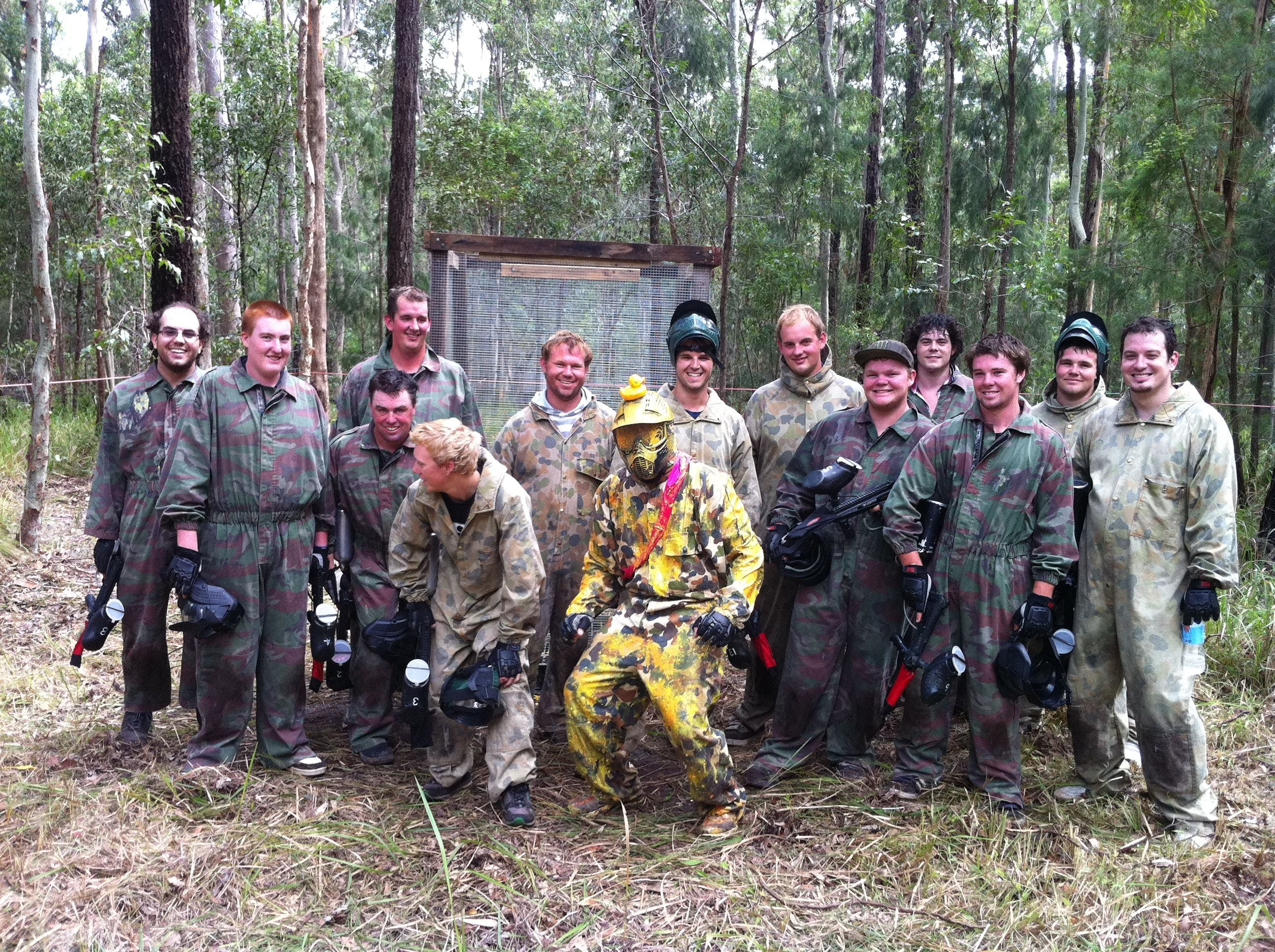 Mid North Coast Paintball - Accommodation BNB