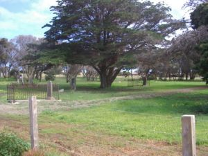 Old Cemetery Kingscote - Accommodation BNB