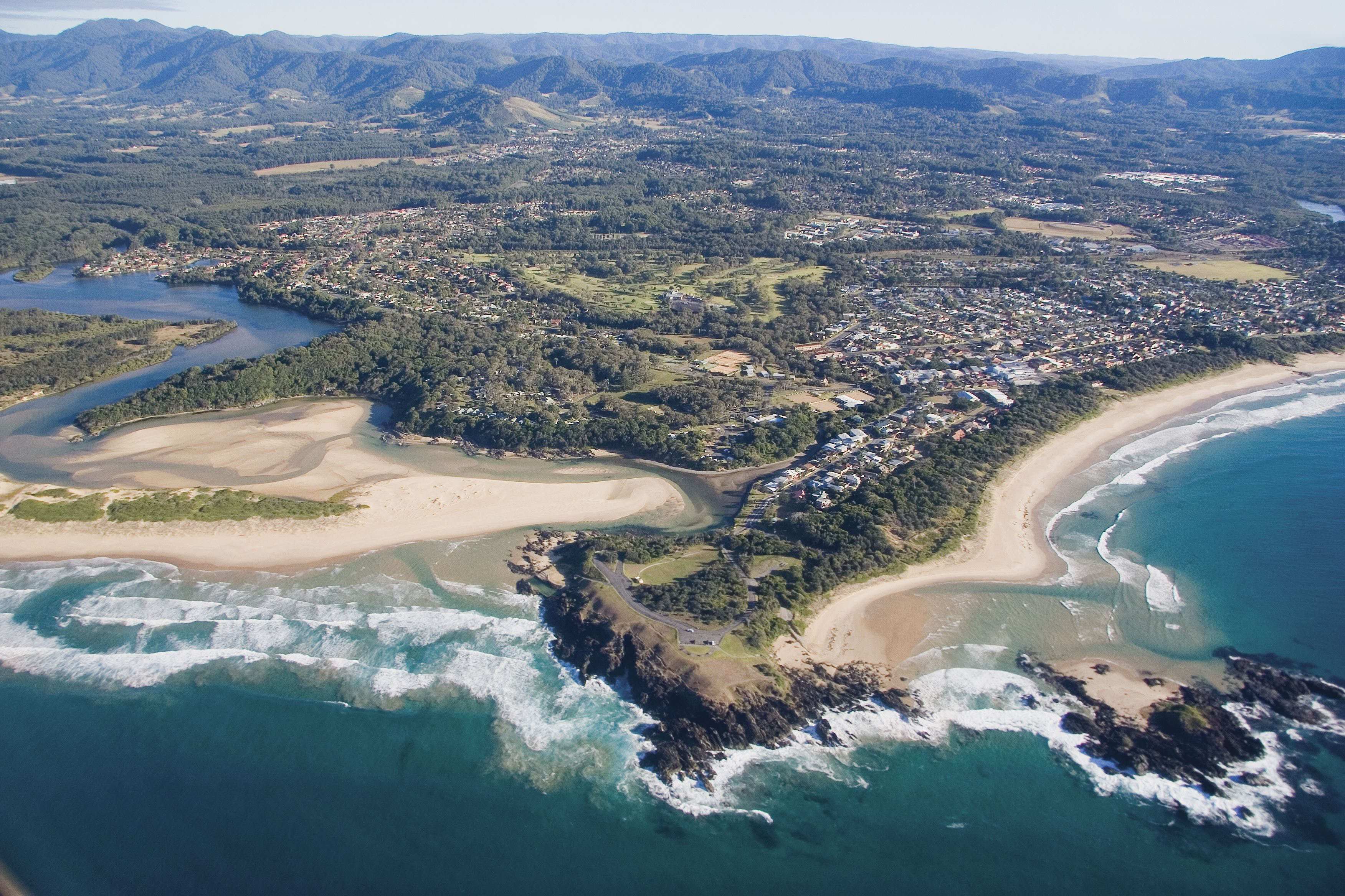 Sawtell - Accommodation BNB