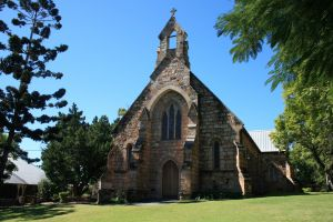 St Marys Anglican Church Memorial Chapel - Accommodation BNB