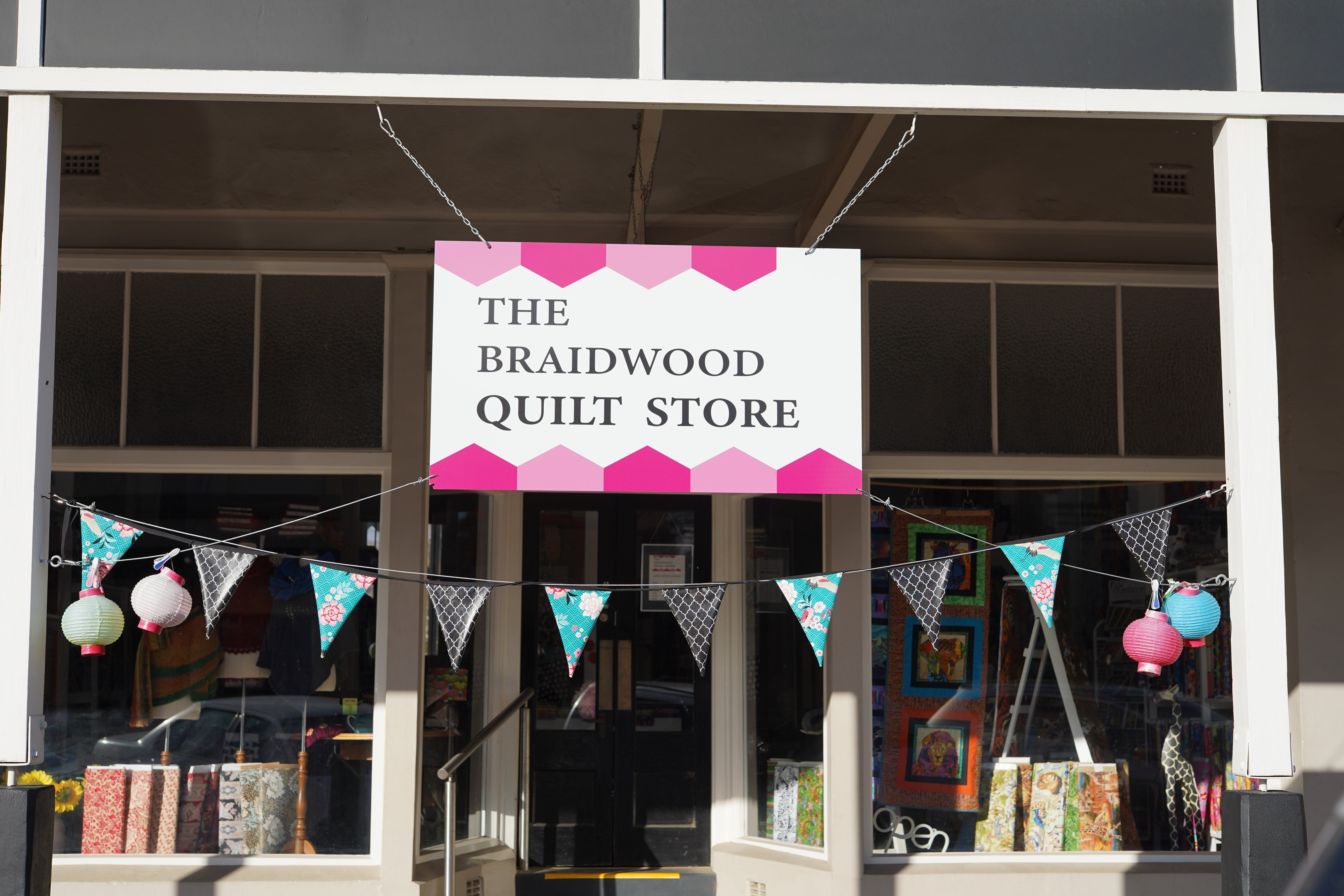 The Braidwood Quilt Store - Accommodation BNB
