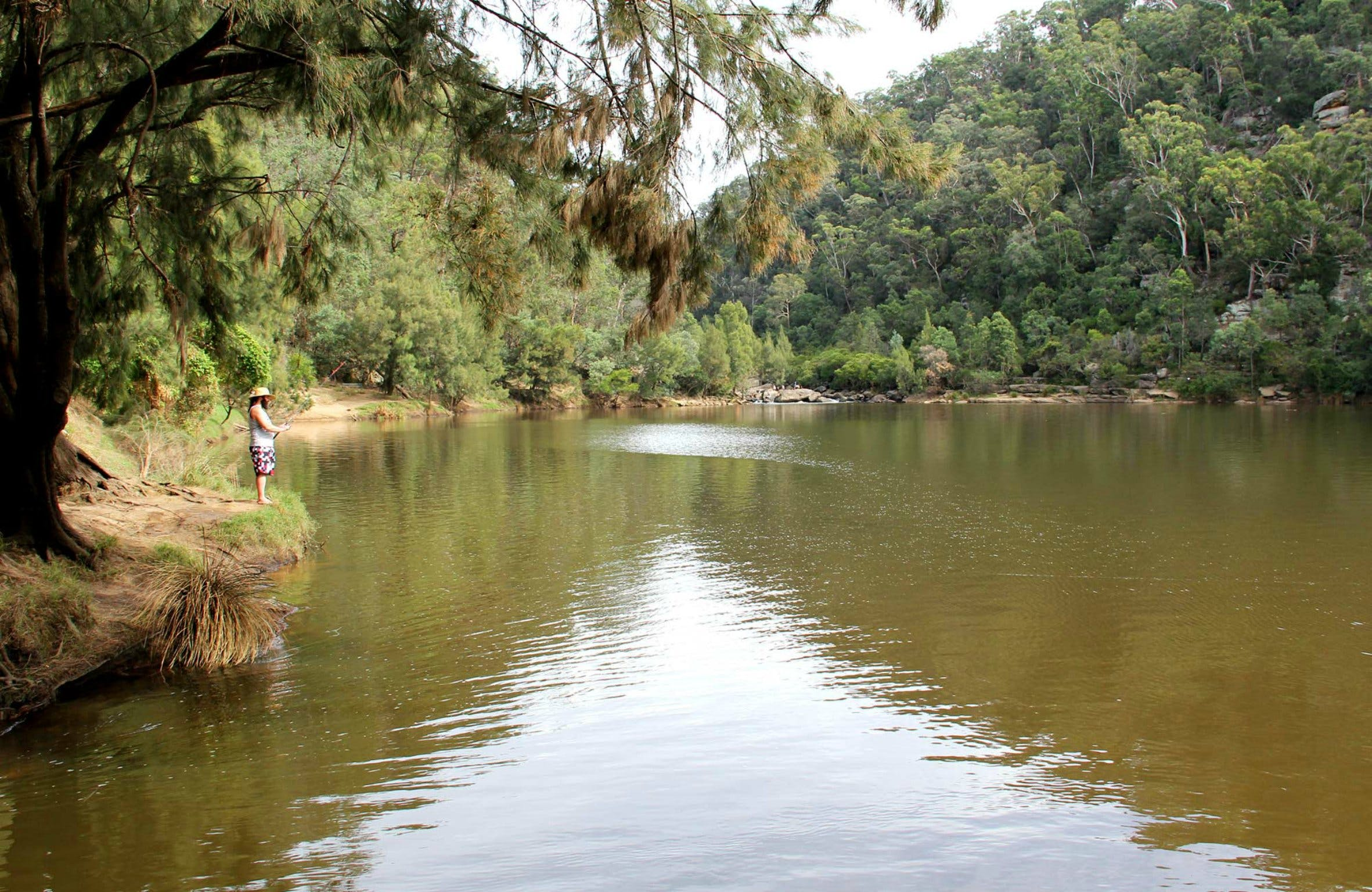 Bents Basin State Conservation Area - Accommodation BNB