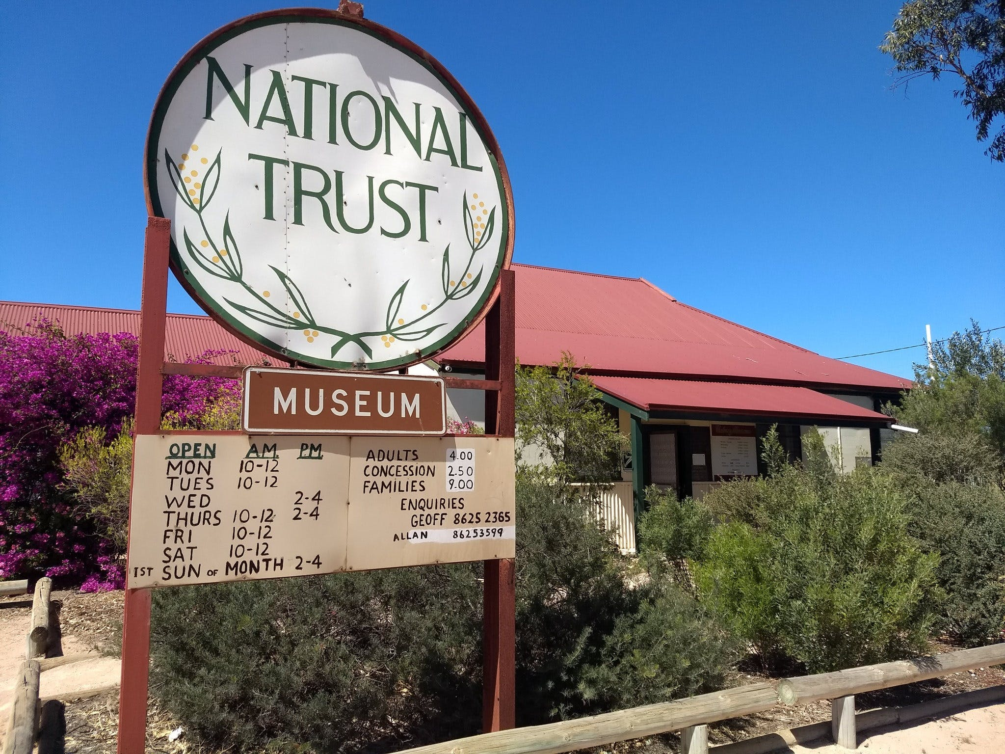 Ceduna National Trust Musuem - Accommodation BNB