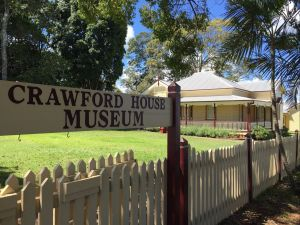 Crawford House Alstonville - Accommodation BNB