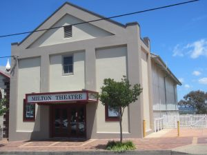 Milton Theatre - Accommodation BNB