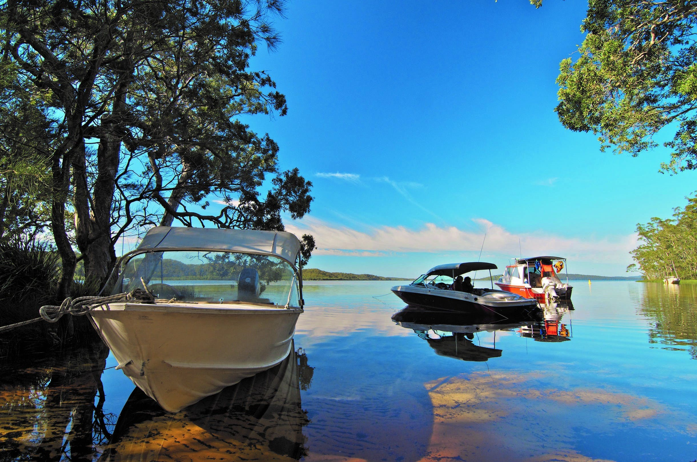 Myall Lakes National Park - Accommodation BNB