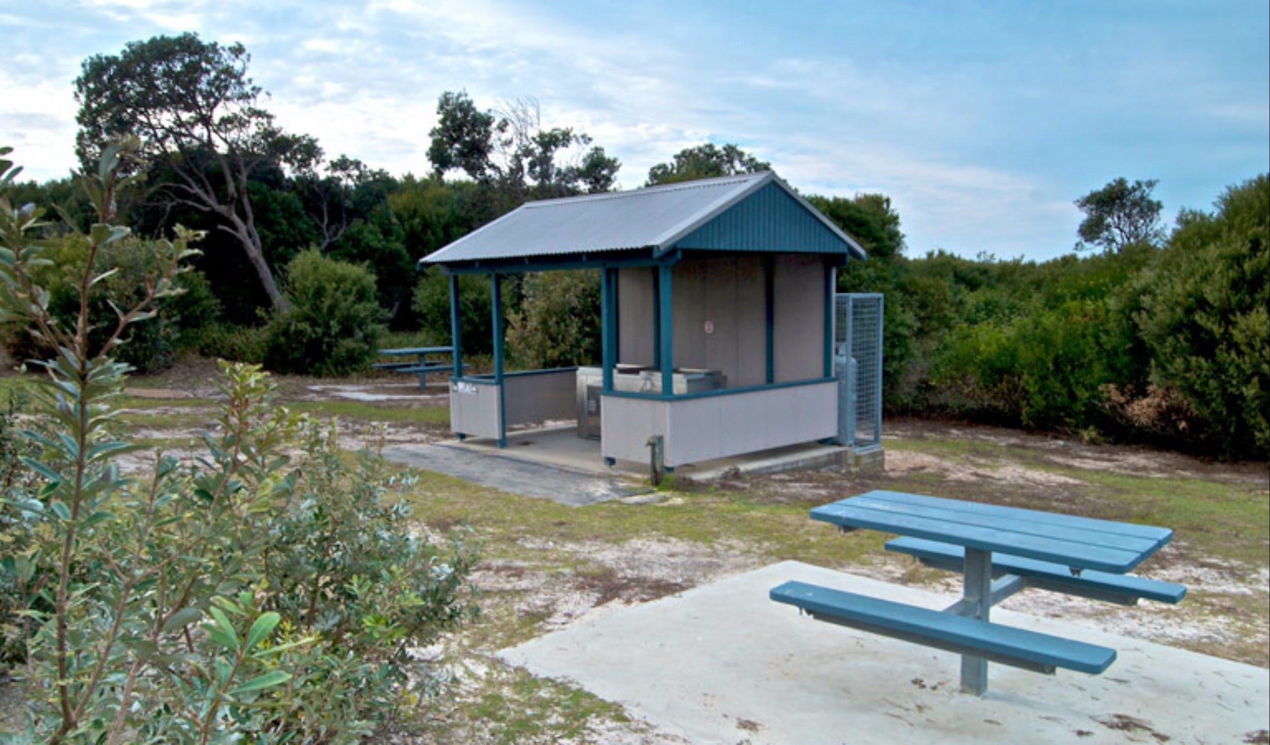 Tea Tree picnic area and lookout - Accommodation BNB