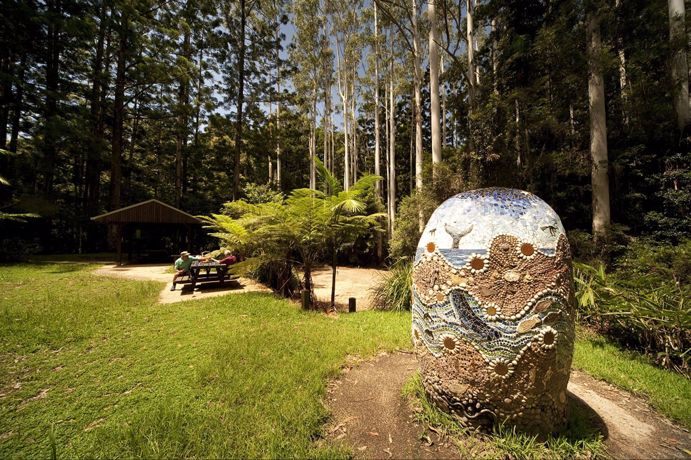 The Pines Picnic Area - Accommodation BNB