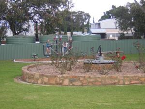 Wright Park Playground - Accommodation BNB