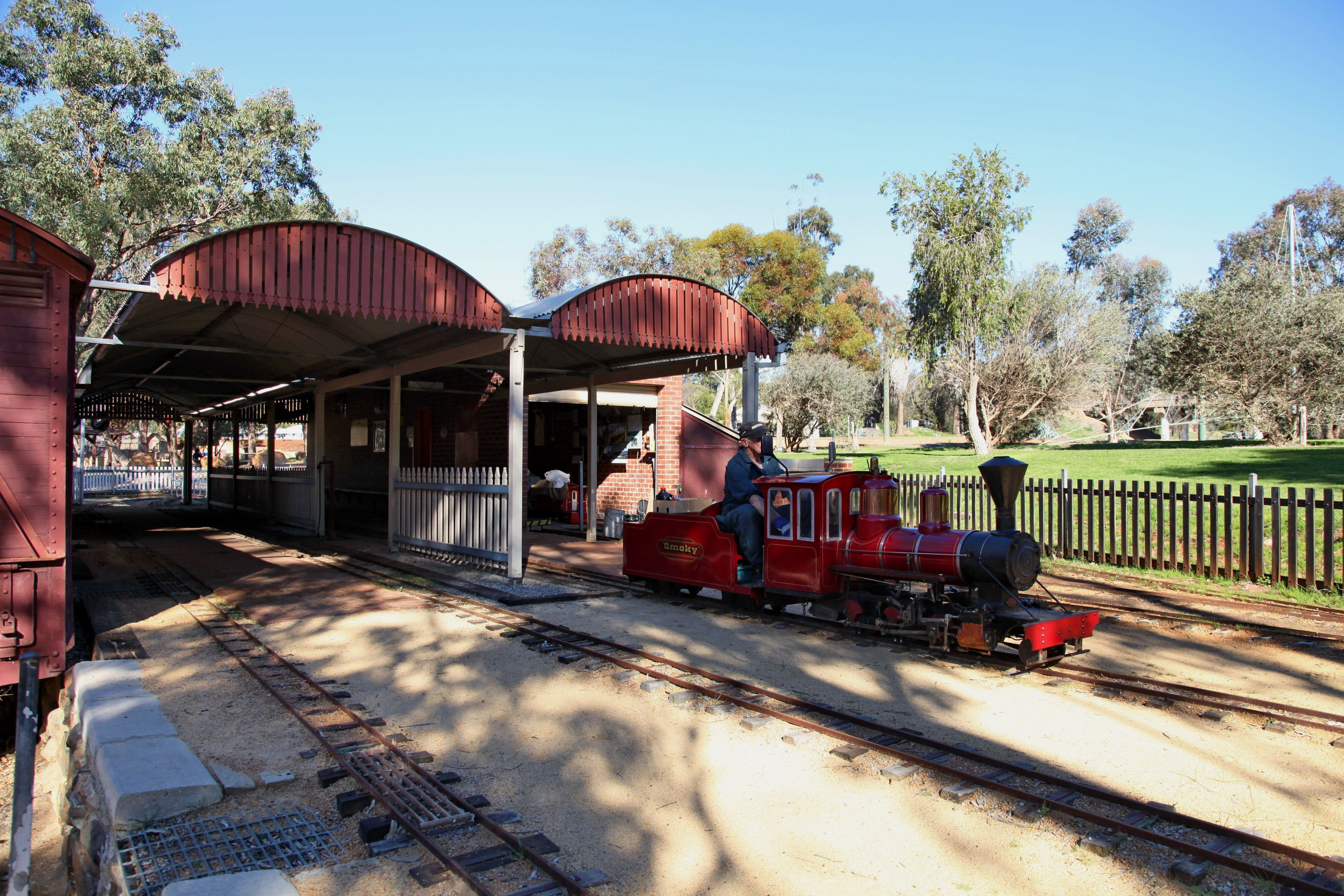 Toodyay Miniature Railway - Accommodation BNB