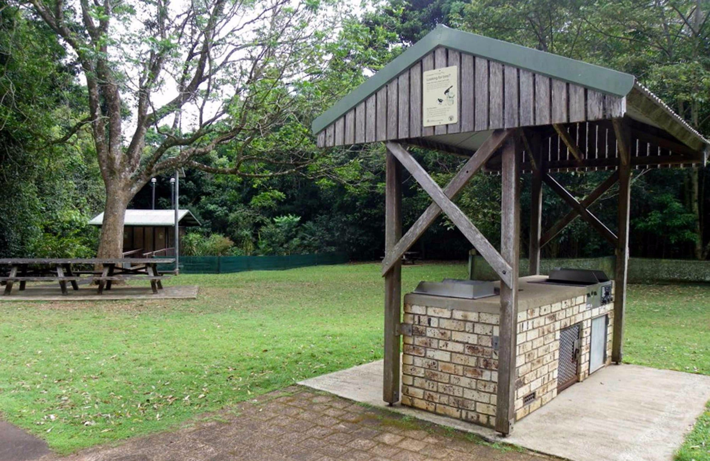 Victoria Park picnic area - Accommodation BNB