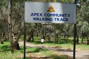 Euroa Apex Walking Track - Accommodation BNB