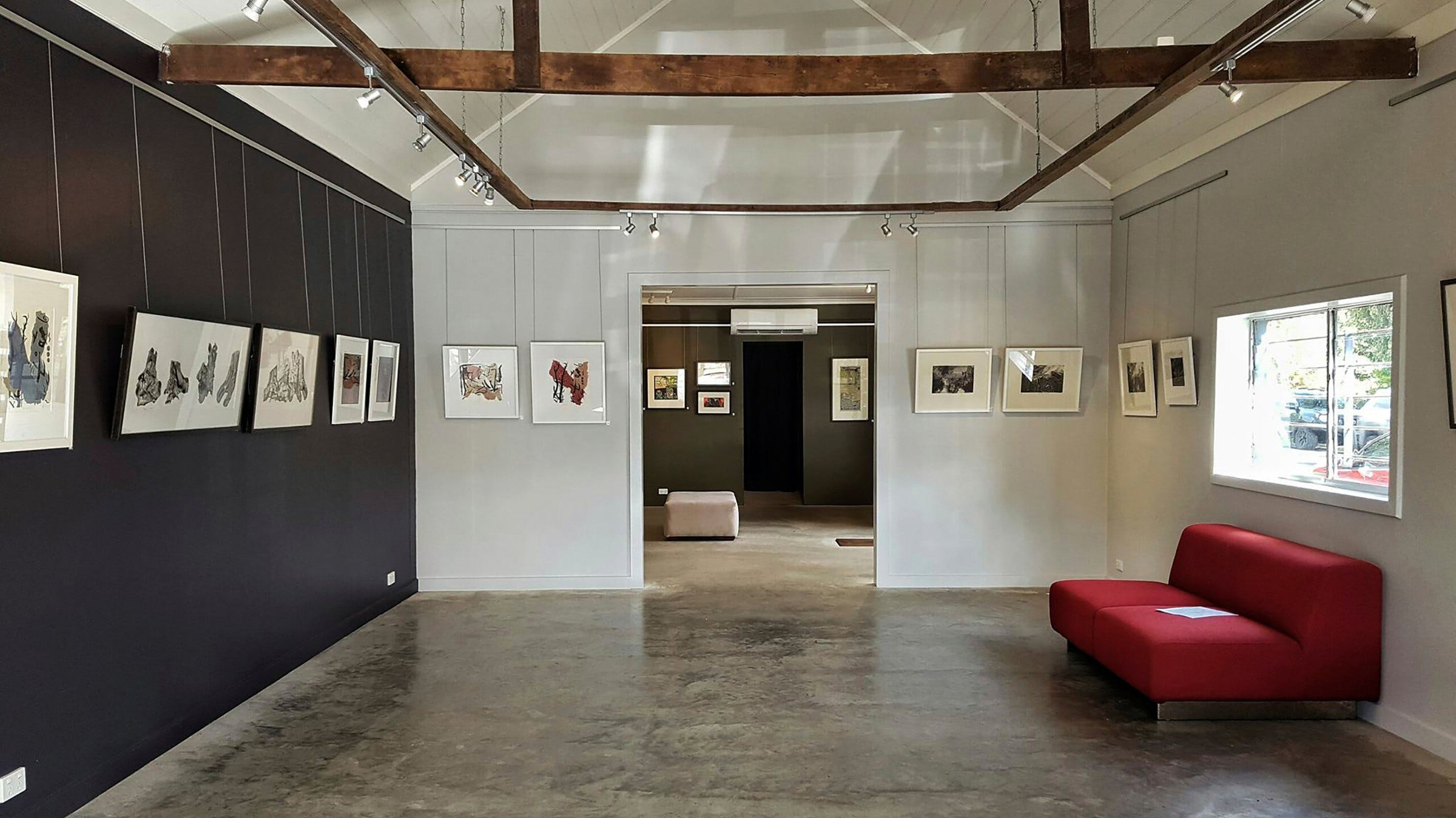 Briagolong Art Gallery - Accommodation BNB